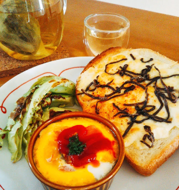 朝食ヘルシオ最強説。トースト&おかずが一発完成「モーニングセット」レポ