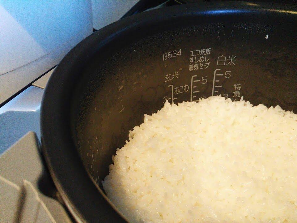 炎舞炊き Wおどり炊き 比較 保温