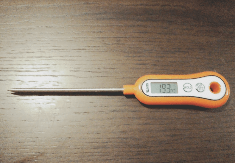 タニタ スティック温度計