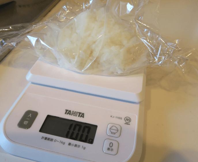 高級炊飯器炎舞炊きvs安い炊飯器 冷凍