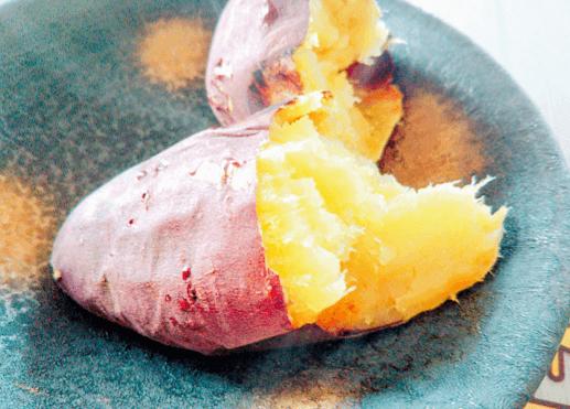 ヘルシオ 焼き芋 食べ方