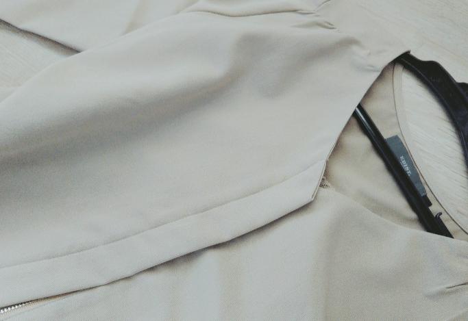 エディクロのレンタルの服はとってもきれい